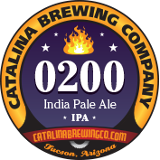 Catalina Brewing Company - 0200 IPA