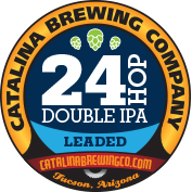 Catalina Brewing Company - 24HOP Double IPA