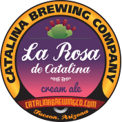 Catalina Brewing Company La Rosa de Catalina Cream Ale