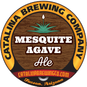 Catalina Brewing Company Mesquite Agave Ale
